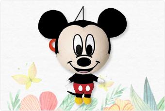 ぽんぽんミッキーマウス