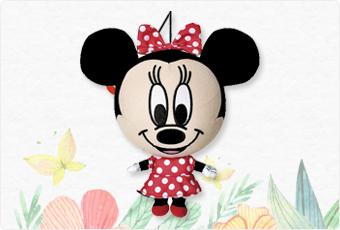ぽんぽんミニーマウス