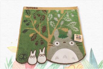 トトロのタオル